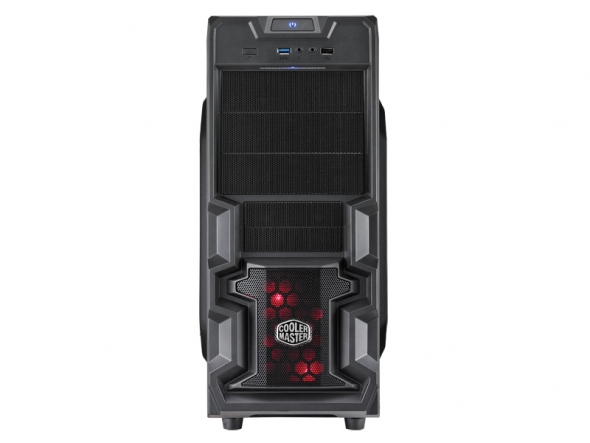 COOLER MASTER Middle Tower K380 [RC-K380-KWN1] - Computer Case Middle Tower
