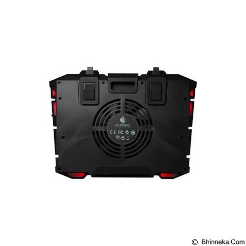 COOLER MASTER Notepal SF15 [R9-NBC-SF5K-GP] - Black - Notebook Cooler