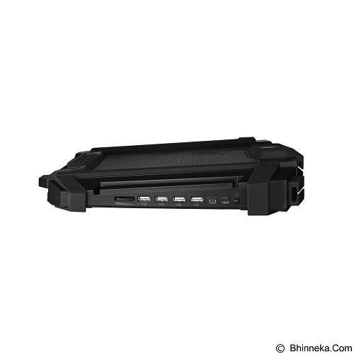 COOLER MASTER Notepal SF17 [R9-NBC-SF7K-GP] - Black - Notebook Cooler