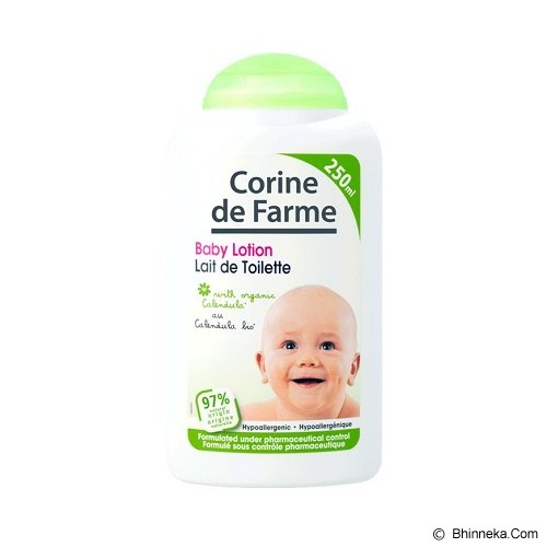 CORINE DE FARME Baby Lotion 250ml - Baby Lotion / Cream
