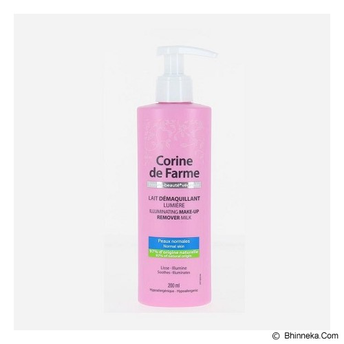 CORINE DE FARME Illuminating Make Up Remover - Make-Up Remover