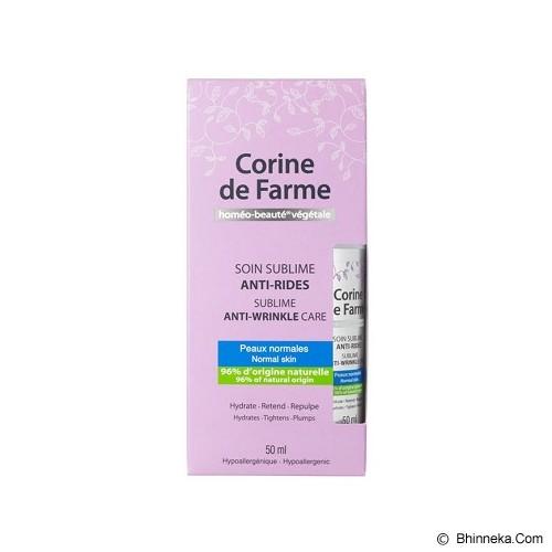 CORINE DE FARME Sublime Anti Wrinkle Care - Krim / Pelembab Wajah