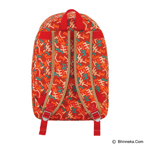 COROLOZI West Pack Aztec Backpack [CR612AT] (Merchant) - Backpack Wanita