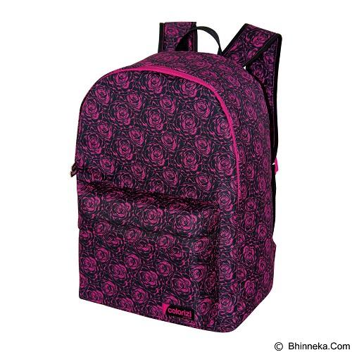 COROLOZI West Pack Dark Rose Backpack [CR612RS] (Merchant) - Backpack Wanita