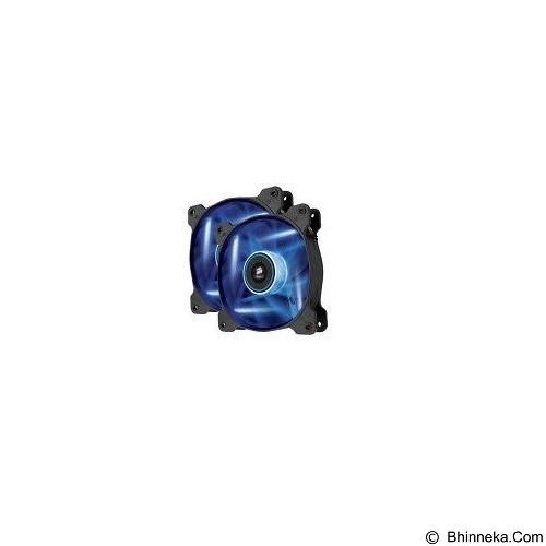 CORSAIR AF120 LED Dual Pack [CO-9050016-BLED] - Blue - Kipas Komputer