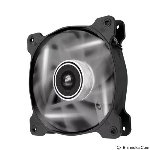 CORSAIR Air Series Quiet Edition High Airflow 120mm Fan [AF120] - LED White (Merchant) - Kipas Komputer
