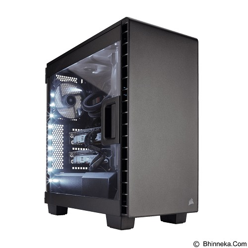 CORSAIR Carbide 400C - Computer Case Middle Tower