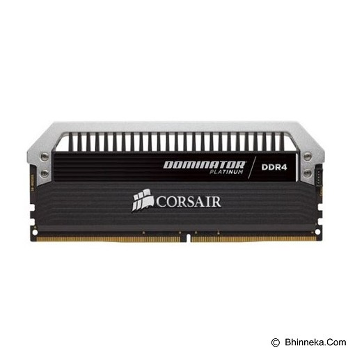 CORSAIR Dominator Platinum Series 2 x 16GB DDR4 PC4-24000 [CMD32GX4M2B3000C15] (Merchant) - Memory Desktop Ddr4