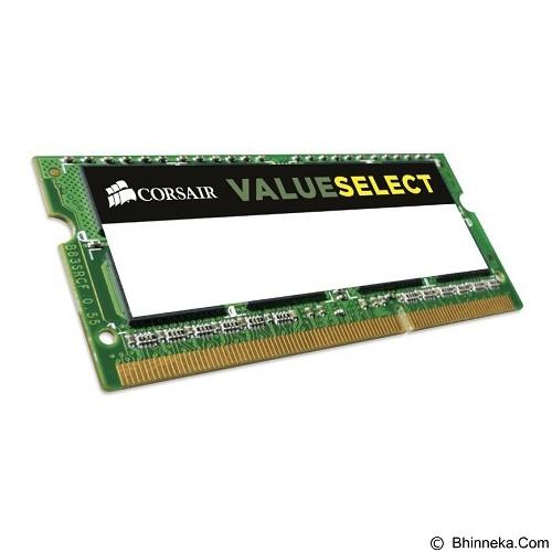 CORSAIR Memory Notebook 4GB DDR3L PC-12800 [CMSO4GX3M1C1600C11] - Memory Desktop Ddr3