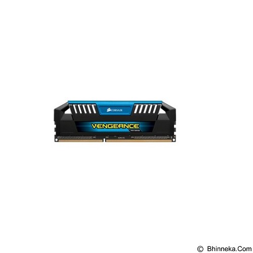 CORSAIR Memory PC 2 x 8GB DDR3 PC3-15000 [Vengeance Pro CMY16GX3M2A1866C9B] - Blue - Memory Desktop Ddr3