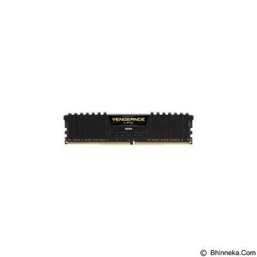 CORSAIR Memory PC 2 x 8GB DDR4 PC4-28800 [Vengeance LPX CMK16GX4M2B3600C18] - Black - Memory Desktop Ddr4