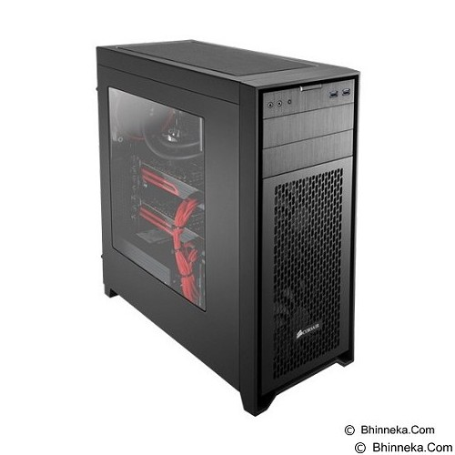 CORSAIR Obsidian 450D - Computer Case Middle Tower
