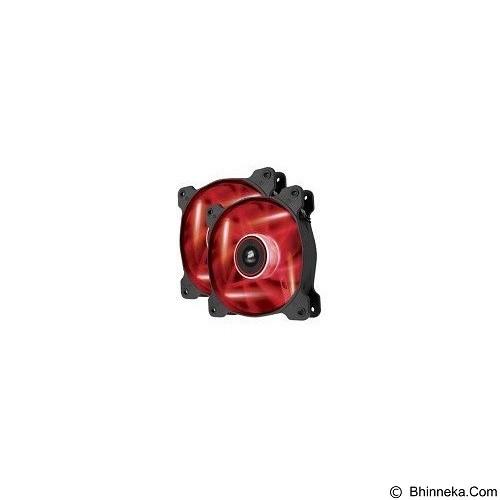 CORSAIR SP120 LED Dual Pack [CO-9050029-WW] - Red - Kipas Komputer