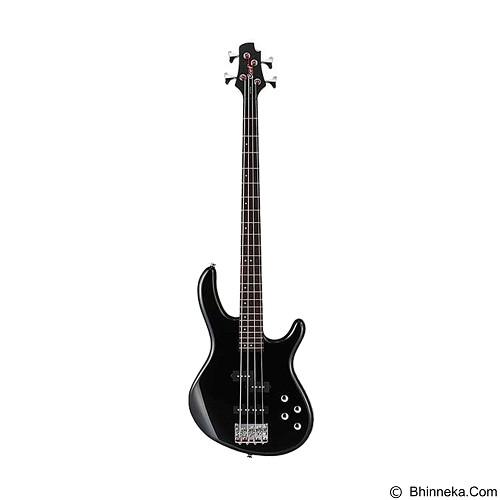 CORT Bass Elektrik Action Plus BK - Black - Bass Elektrik