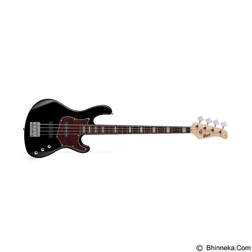 CORT Bass Elektrik GB34J [GB34JBK] - Black - Bass Elektrik