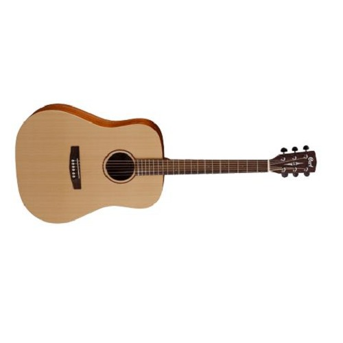 CORT Gitar Akustik Earth Grand [F-OP] - Open Pore - Gitar Akustik
