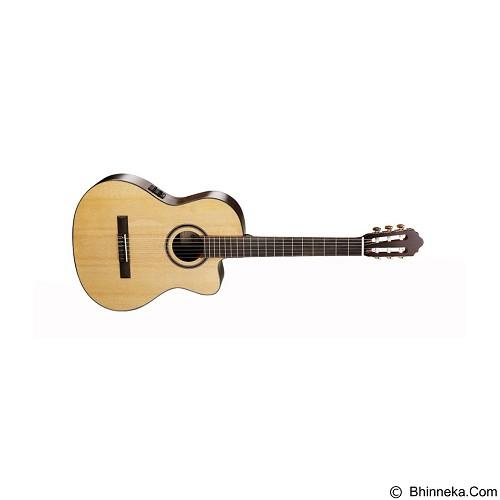 CORT Gitar Akustik Elektrik [AC-160CF] - Natural Glossy - Gitar Akustik Elektrik