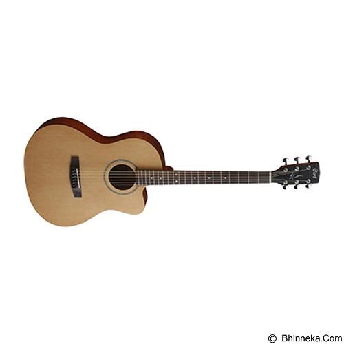 CORT Gitar Akustik Elektrik [JADE1E] - Open Pore - Gitar Akustik Elektrik