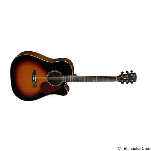 daftar harga gitar akustik elektrik cort terbaru 2019 bhinneka. Black Bedroom Furniture Sets. Home Design Ideas