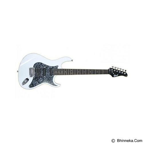 CORT Gitar Elektrik [G110X] - White - Gitar Elektrik