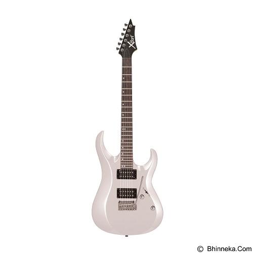 CORT Gitar Elektrik [X-2] - White - Gitar Elektrik