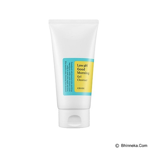 COSRX Low pH Good Morning Gel Cleanser 150ml (Merchant) - Pembersih dan Penyegar Wajah