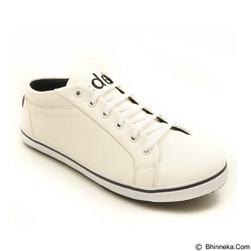 COUP D'ETAT Low Sneaker '92 Size 38 [LOW03] - White with White Sole - Sneakers Wanita