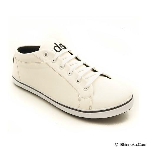 COUP D'ETAT Low Sneaker '92 Size 40 [LOW03] - White with White Sole - Sneakers Wanita
