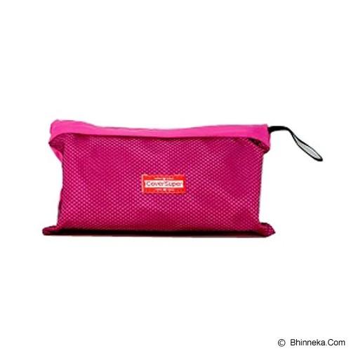 COVER SUPER Sarung Motor XL - Pink Magenta - Cover Motor