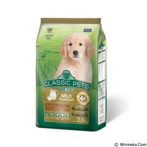 CP CLASSIC PUPPY Milk 10kg [DD.CP02MP] (Merchant) - Makanan Anjing