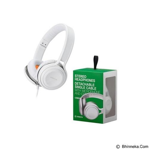 CRESYN Stereo Headphones C590H [CSNC590WH] - White (Merchant) - Headphone Portable