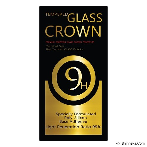 CROWN Tempered Glass For Bb Z10 - Screen Protector Handphone