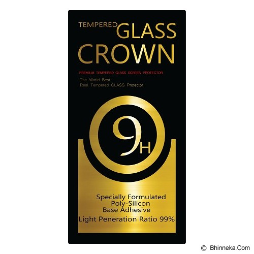 CROWN Tempered Glass for Samsung Galaxy Core 2 - Screen Protector Handphone