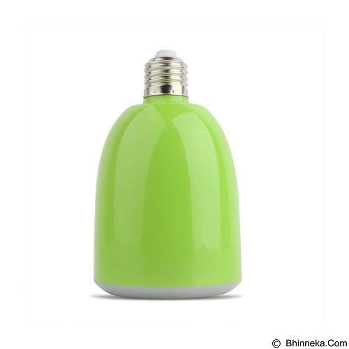 CSI Speaker Bluetooth Smart Multicolor Bulb - Green (Merchant) - Speaker Portable