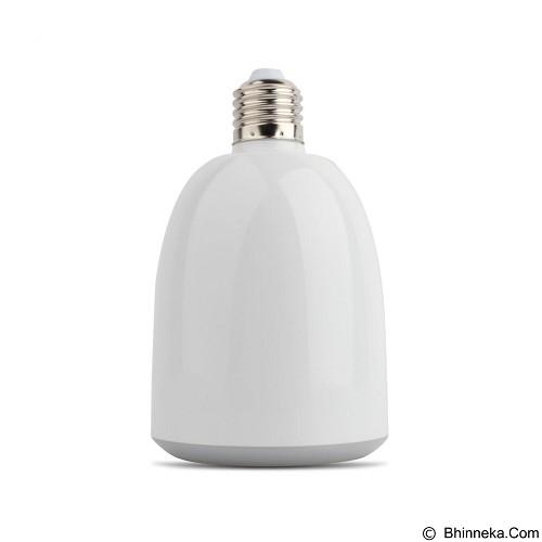 CSI Speaker Bluetooth Smart Multicolor Bulb - White (Merchant) - Speaker Portable