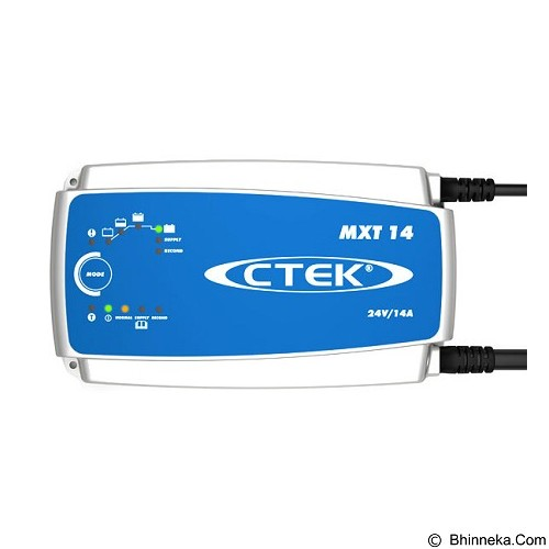 CTEK Battery Charger [MXT 14] (Merchant) - Battery Charger Otomotif / Cas Aki