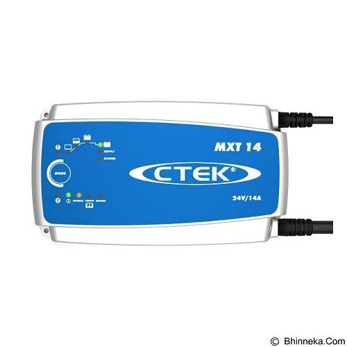 CTEK Battery Charger [MXT 14] (Merchant) - Battery Charger Otomotif / Cas Aki