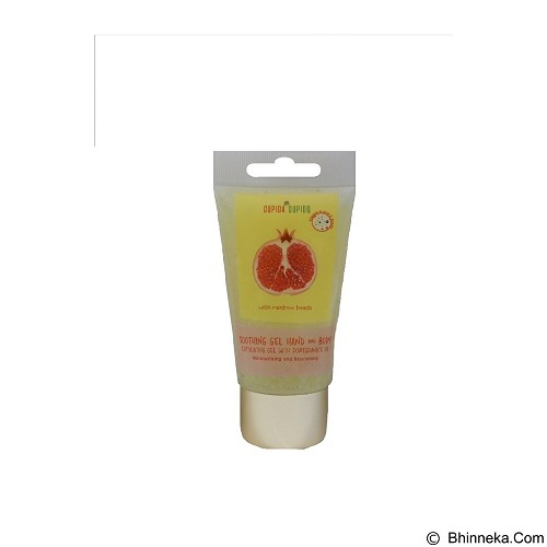 CUPIDA CUPIDO Soothing Gel Hand and Body (Merchant) - Lulur Tubuh / Body Scrub