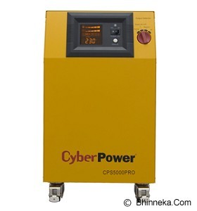 CYBERPOWER Emergency Power System [CPS5000PIE] - Ups Tower Expandable