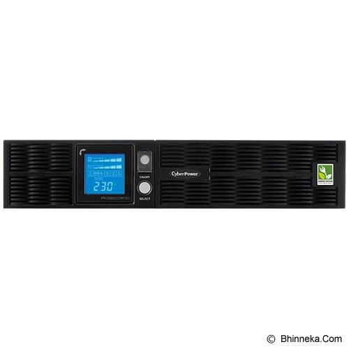 CYBERPOWER PR1000ELCDRT2U - UPS Rackmount Non Expandable