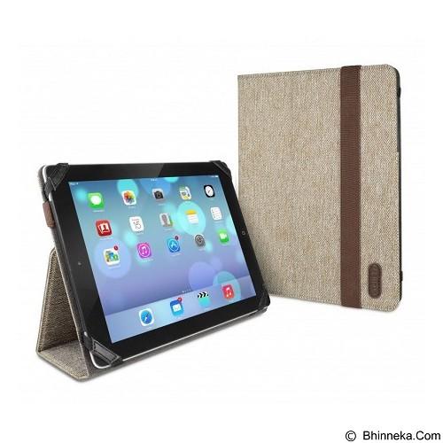 CYGNETT Apple Node iPad Air Case [UAHBD58] - Brown (Merchant) - Casing Tablet / Case