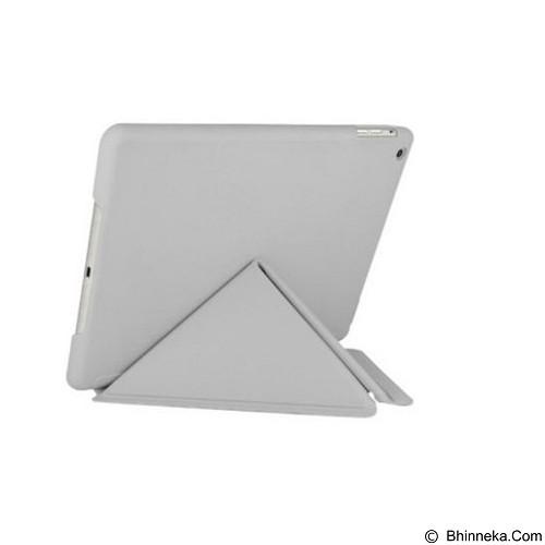 CYGNETT Paradox Apple iPad Air Folio Case [RDBCAHBLUC3] - Grey (Merchant) - Casing Tablet / Case