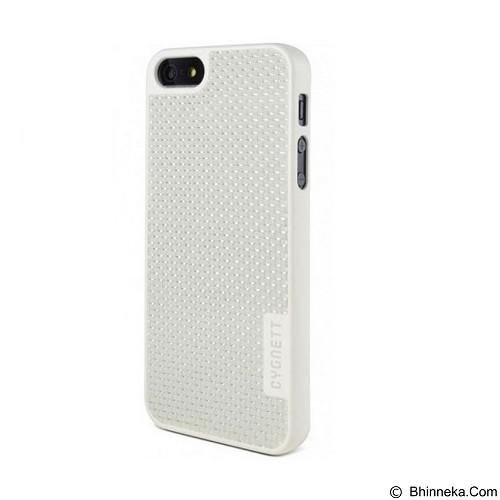 CYGNETT Urban Shield Case for Apple iPhone 5/5s [UAHBC66] - White (Merchant) - Casing Handphone / Case