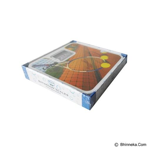 Cariba Timbangan Badan Body Scale Manual 130 kg Tennis (Merchant) - Alat Ukur Berat Badan