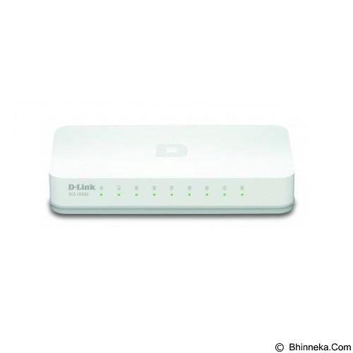 D-LINK DES-1008C - Switch Unmanaged