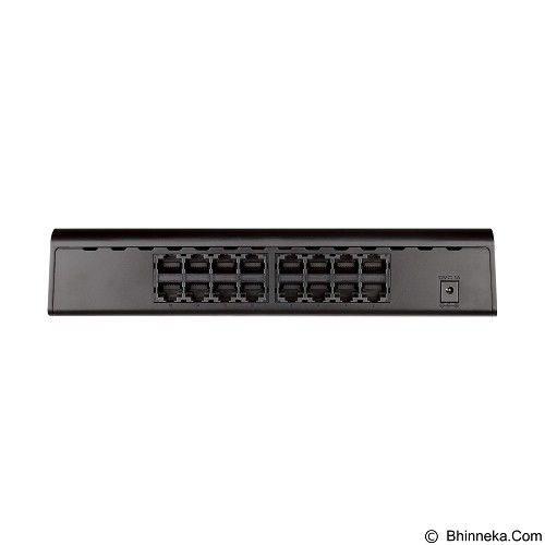 D-LINK DGS-1016A - Switch Unmanaged