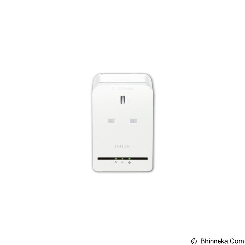 D-LINK Powerline AV500  Mini Adapter KIT [DHP-P308AV] - Range Extender