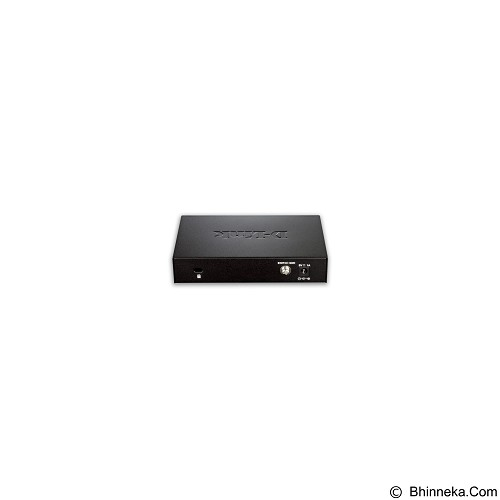 D-LINK Smart Switch [DGS-1100-05/E] - Switch Managed