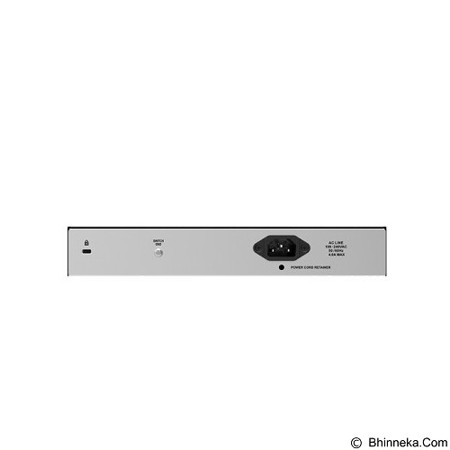D-LINK Switch Unmanaged [DES-1018MP] - Switch Unmanaged