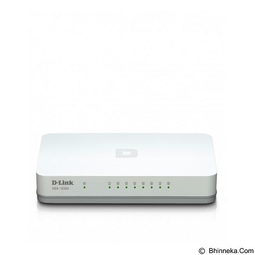 D-LINK Switch Unmanaged [DGS-1008C] - Switch Unmanaged